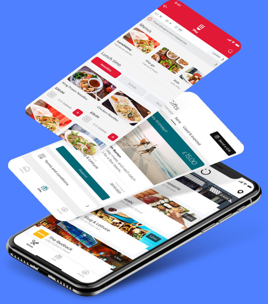 OrderPay - order & pay technology